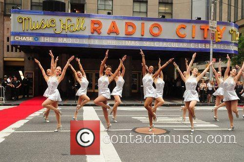 The Rockettes and Radio City Music Hall 7