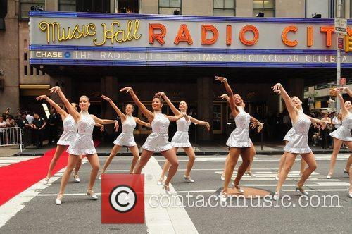 The Rockettes and Radio City Music Hall 8