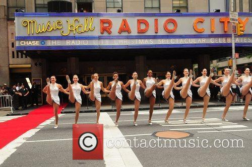 The Rockettes and Radio City Music Hall 9