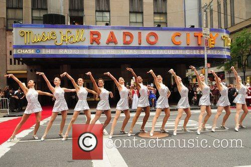 The Rockettes and Radio City Music Hall 11