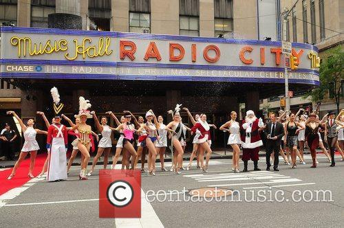 The Rockettes and Radio City Music Hall 12