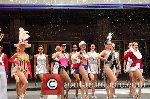The Rockettes and Radio City Music Hall 13