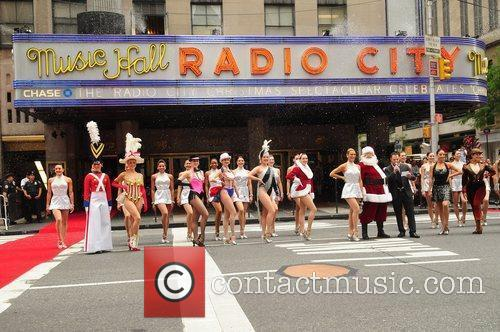 The Rockettes and Radio City Music Hall 14