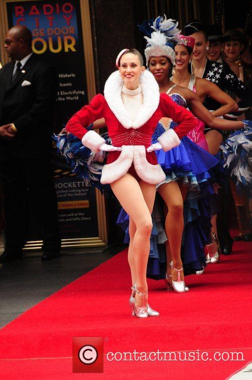 The Rockettes and Radio City Music Hall 17