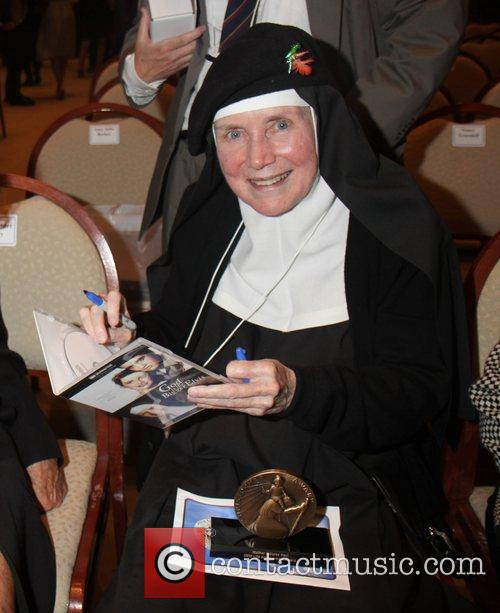 Mother Dolores Hart  Nun and former actress...