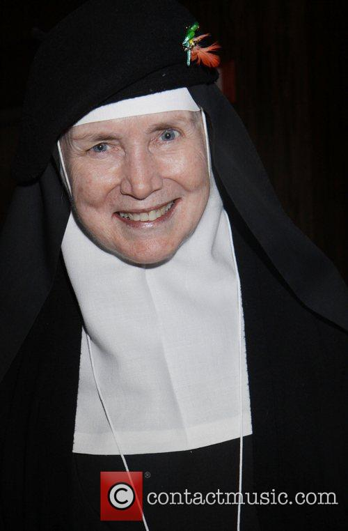 Nun and former actress Dolores Hart and Marty...