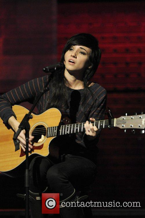 Lights  performs at the CP24 CHUM Christmas...