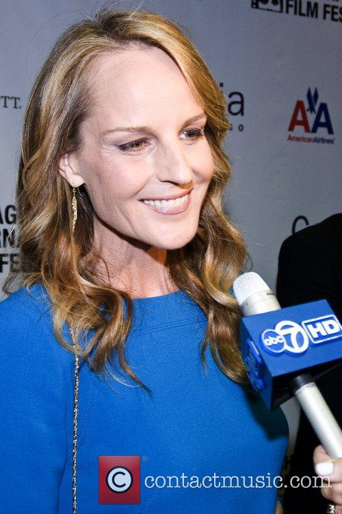 Helen Hunt and Chicago International Film Festival 1