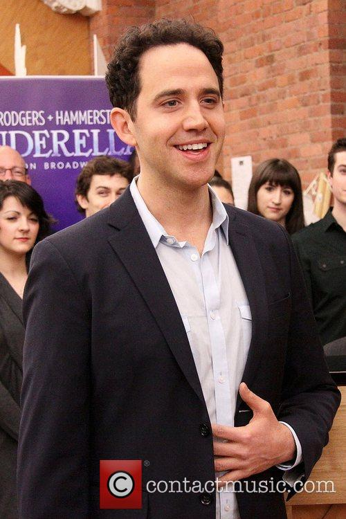 Santino Fontana Press day for the Rodgers +...