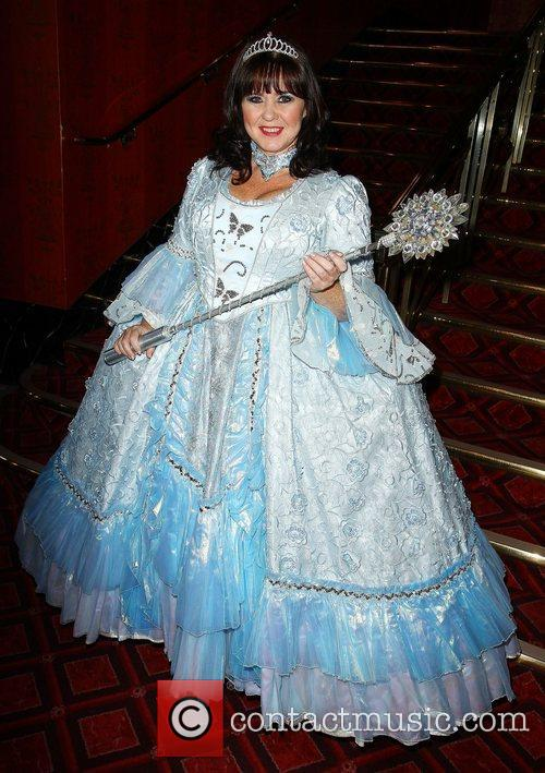 Cinderella at the Liverpool Empire - Photocall