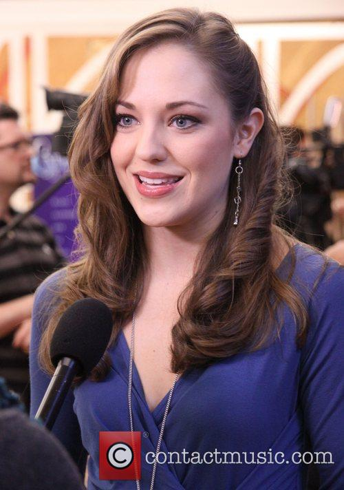 Laura Osnes Press day for Rodgers and Hammerstein's...