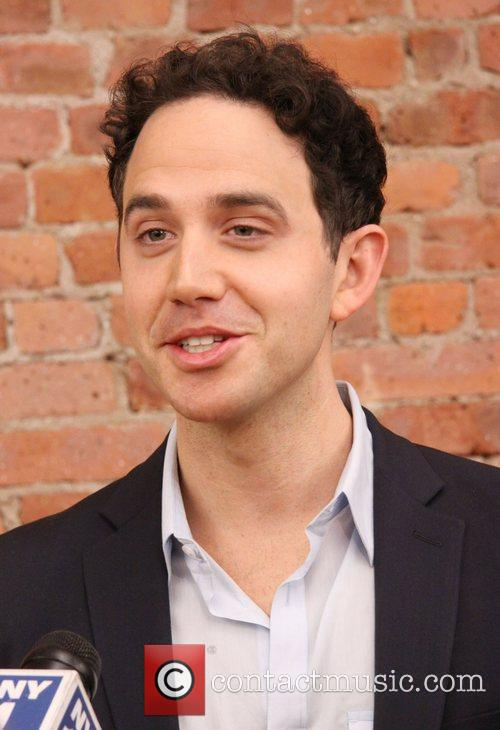 Santino Fontana Press day for Rodgers and Hammerstein's...