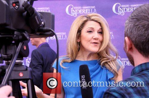 Victoria Clark Press day for Rodgers and Hammerstein's...
