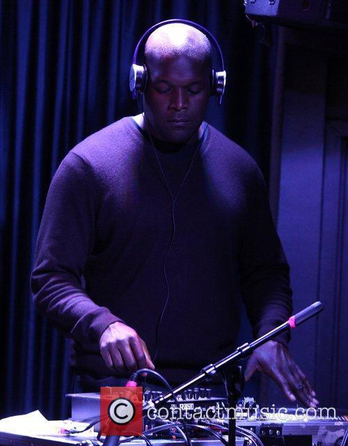 DJ Logic aka Jason Kibler American jazz and...