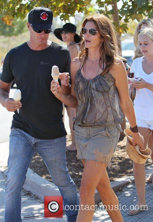 Cindy Crawford and Rande Gerber 1