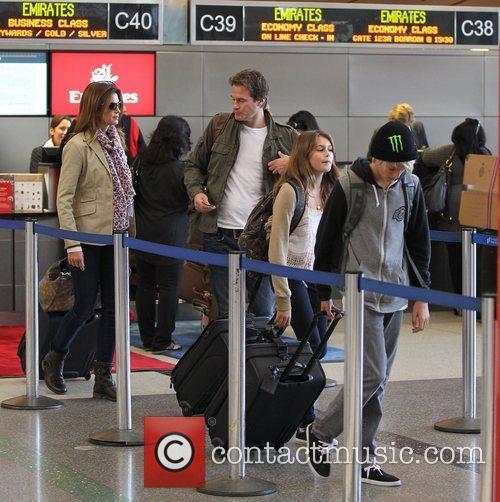 Cindy Crawford, Rande Gerber, Presley Walker and Kaia Jordan 14