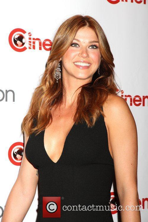 adrianne palicki paramount pictures host the opening night 5831198