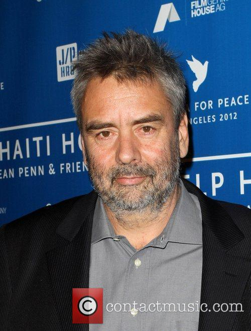 Luc Besson Cinema For Peace Event Benefitting J/P...