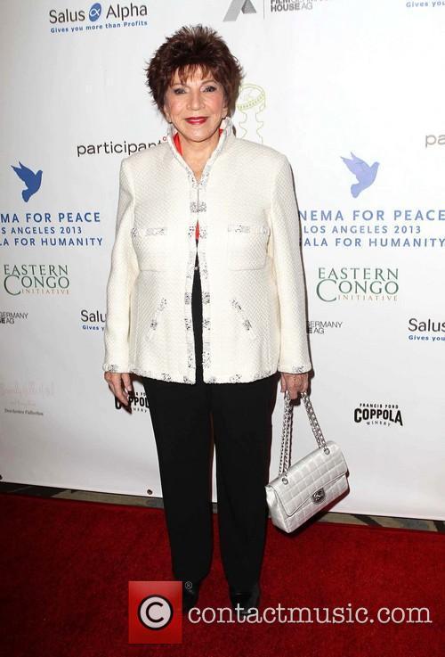 Aida Takla-O'Reilly Cinema For Peace Foundation's 2013 Gala...