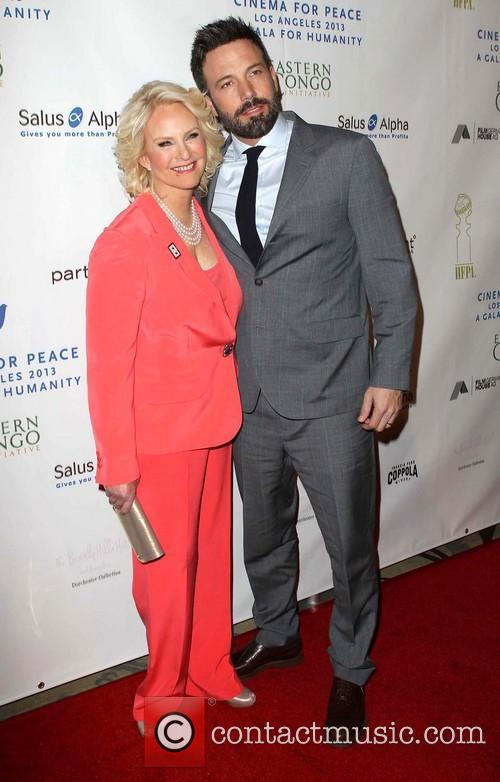 Cindy Hensley and Ben Affleck 7