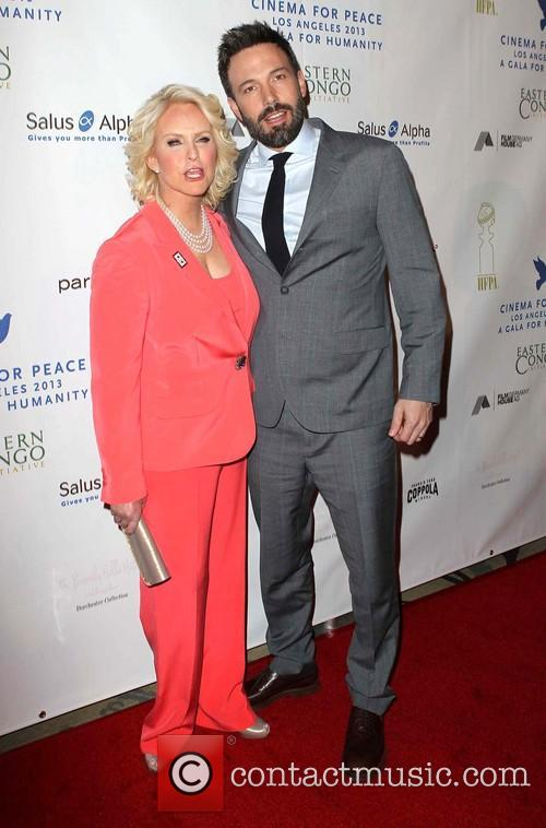 Cindy Hensley and Ben Affleck 2