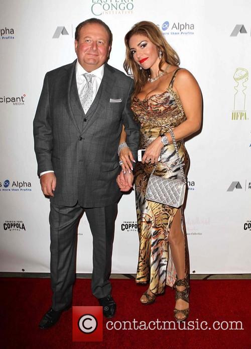 David Weitzman Cinema For Peace Foundation's 2013 Gala...