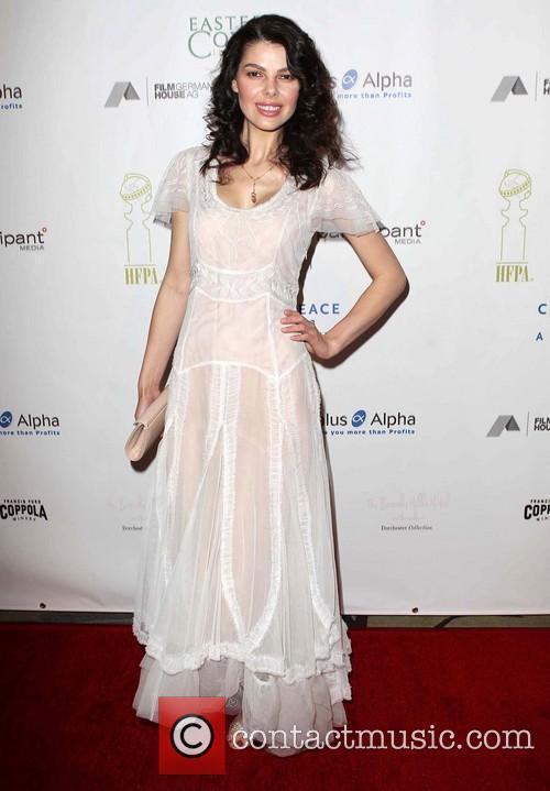 Linda Taylor Cinema For Peace Foundation's 2013 Gala...