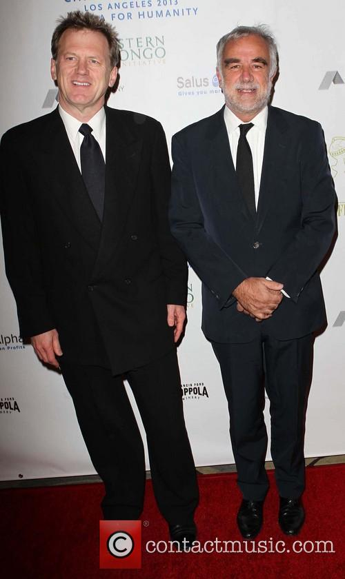Ted Braun; Luis Moreno-Ocampo Cinema For Peace Foundation's...
