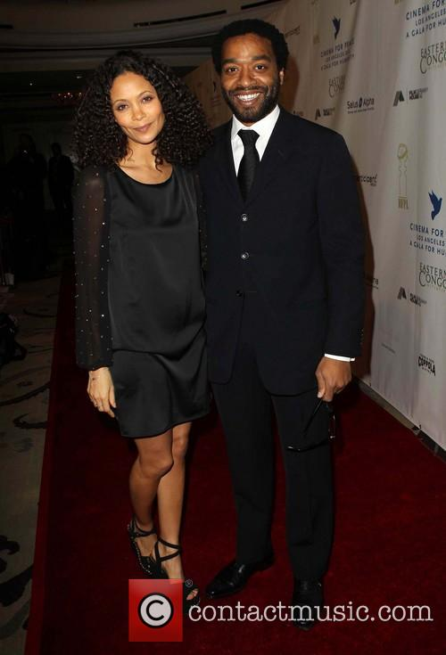 Thandie Newton and Chiwetel Ejiofor 1