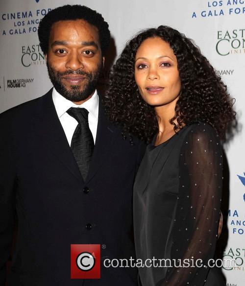 Thandie Newton and Chiwetel Ejiofor 3