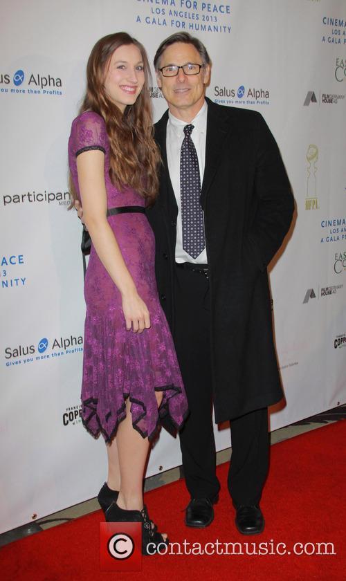 Elizabeth Guest; Nicholas Guest Cinema For Peace Foundation's...