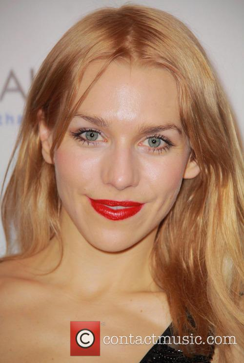 Julia Dietze Cinema For Peace Foundation's Gala For...