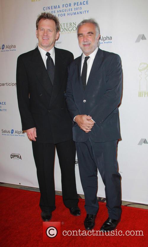 Ted Braun; Luis Moreno Ocampo Cinema For Peace...