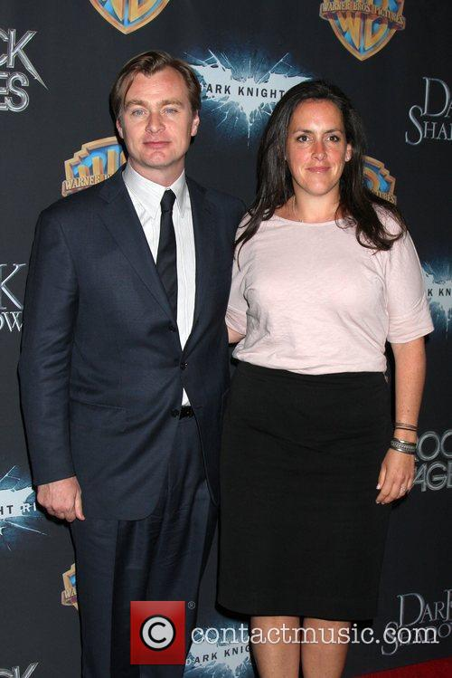 Christopher Nolan, Emma Thomas and Caesars Palace 2