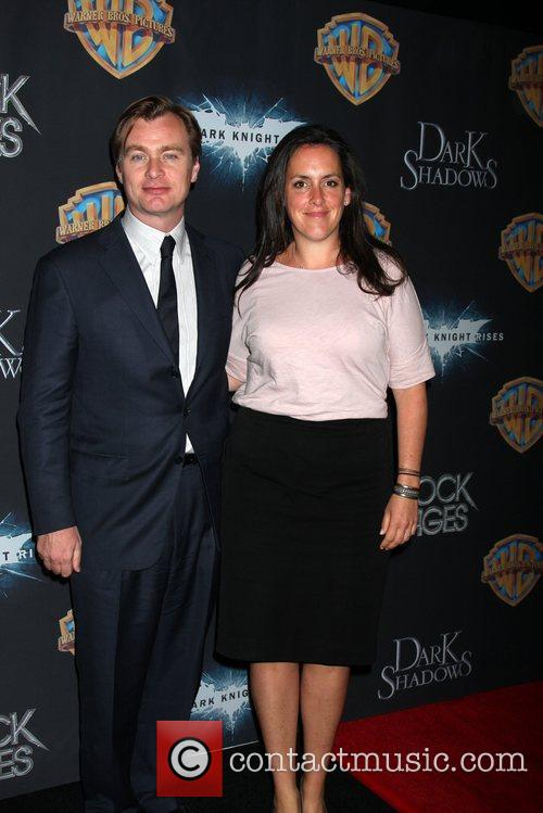 Christopher Nolan, Emma Thomas and Caesars Palace 3