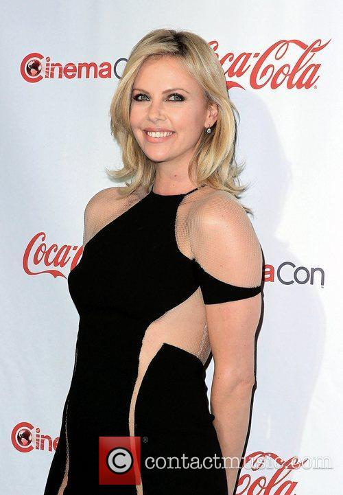 Charlize Theron, Caesars and Caesars Palace 5