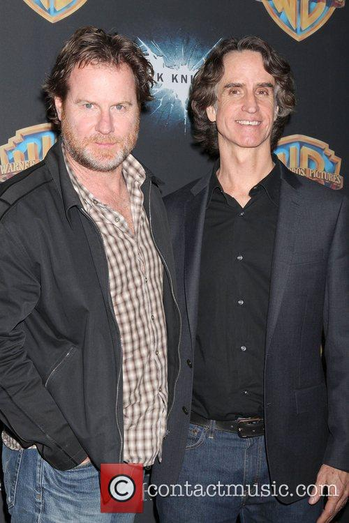Chris Henchy, Jay Roach Warner Brothers pictures at...