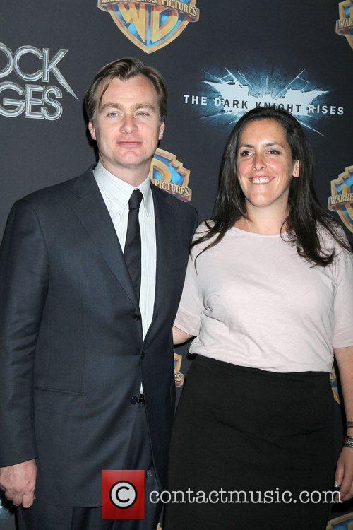 Christopher Nolan, Emma Thomas and Caesars Palace 2