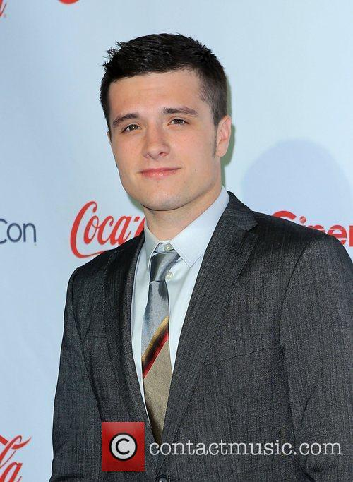 Josh Hutcherson and Caesars Palace 7