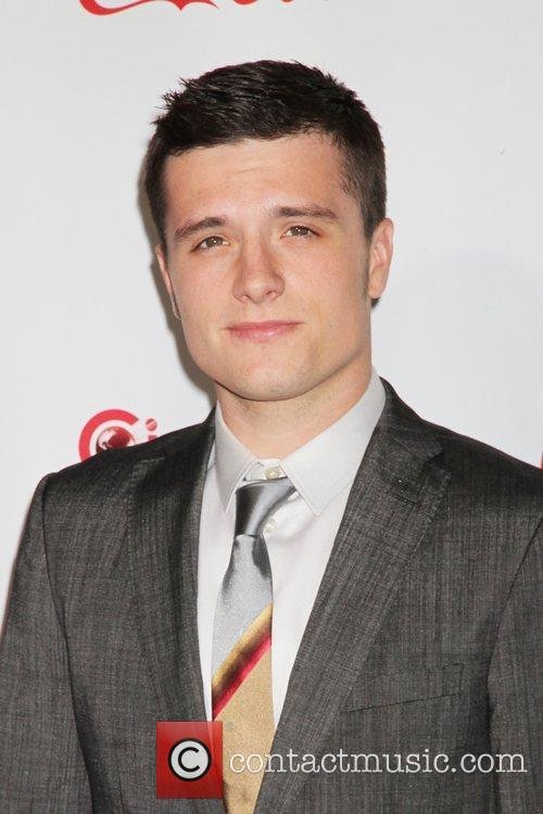 Josh Hutcherson and Caesars Palace 8
