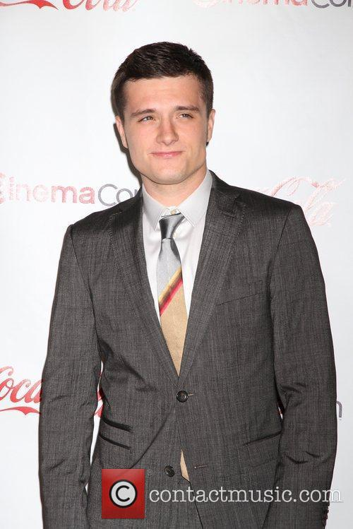 Josh Hutcherson and Caesars Palace 9