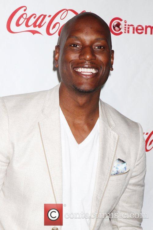 Tyrese Gibson and Caesars Palace 6