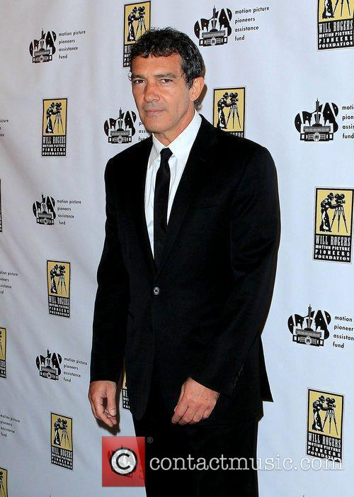 Antonio Banderas and Caesars Palace 7