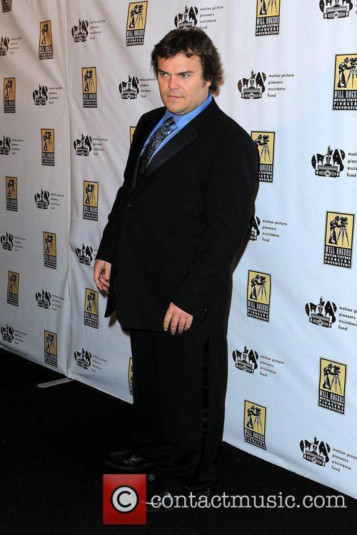 Jack Black CinemaCon 2012 Pioneer of The Year...