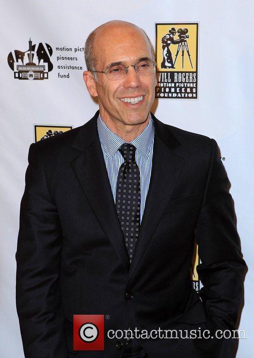 Jeffrey Katzenberg CinemaCon 2012 Pioneer of The Year...