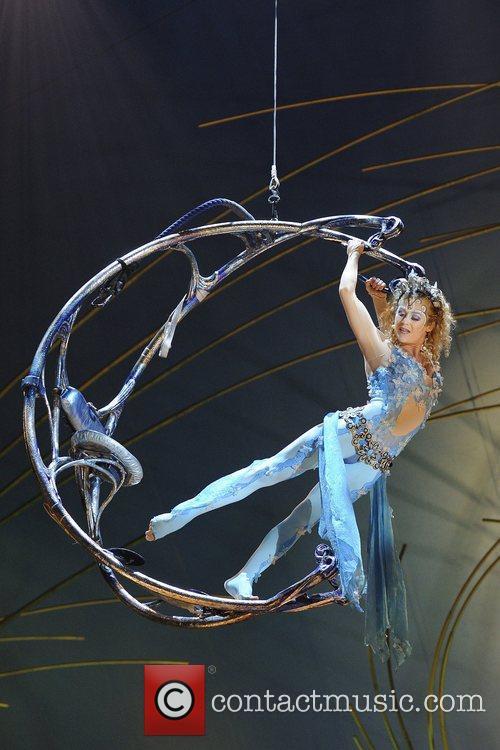 The Moon Goddess  Cirque Du Soleil 'Amaluna'...