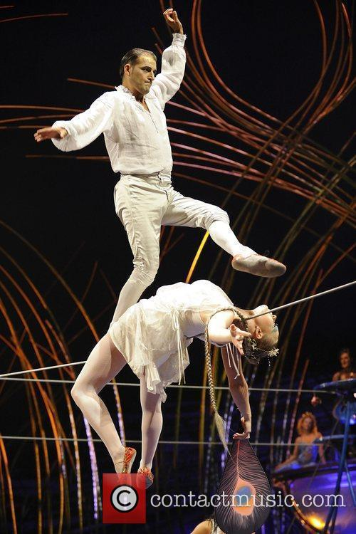 Tight Wire  Cirque Du Soleil 'Amaluna' dress...