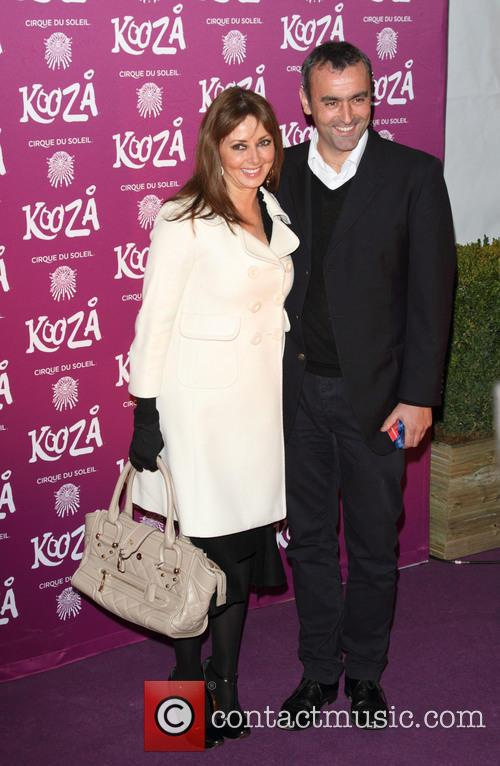 Carol Vorderman, Graham Duff and Royal Albert Hall 5