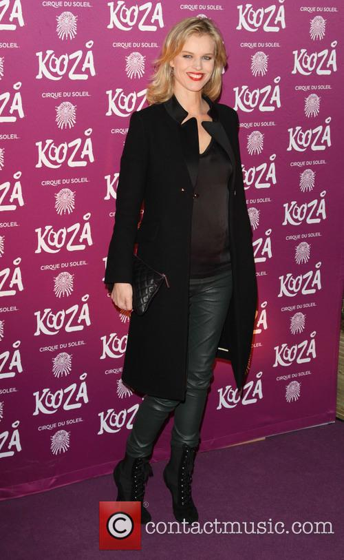Eva Herzigova and Royal Albert Hall 5