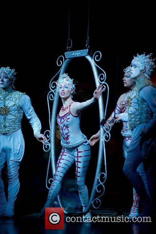 cirque du soleil alegria performs atthe national 5827467